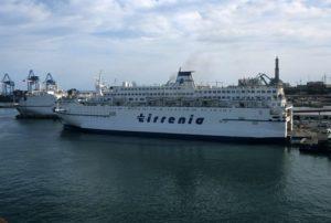 Tirrenia, stop ai collegamenti con Sardegna e Sicilia