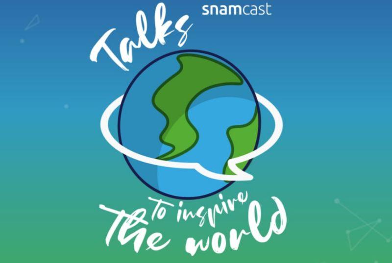 Snam lancia Snamcast, podcast su transizione energetica e sostenibilità