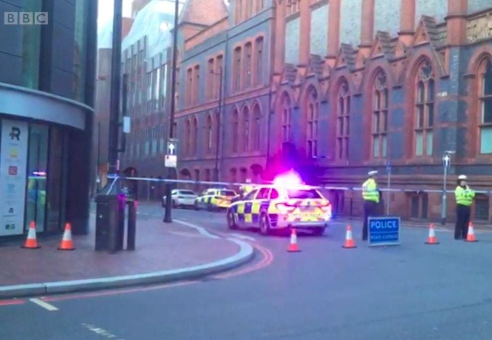 Assalto Reading, Polizia britannica indaga per terrorismo