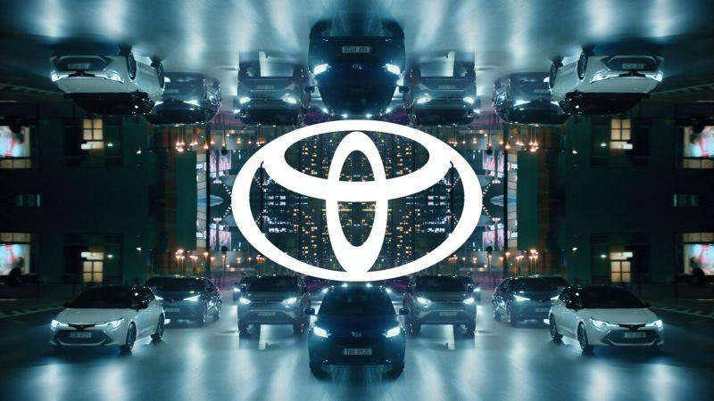 20200720 2089 Toyota presenta il nuovo design grafico del brand