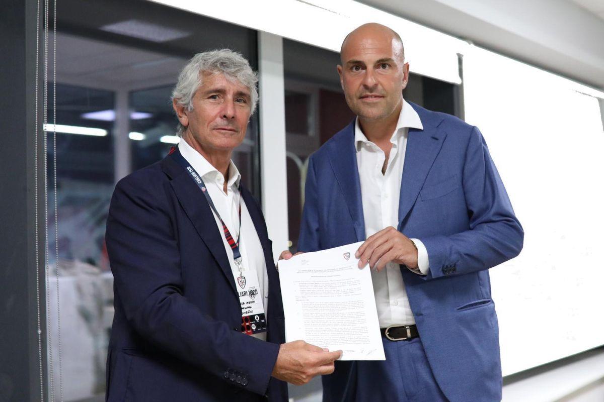 20200730 0372 Cagliari Calcio-ICS verso la costruzione del nuovo stadio