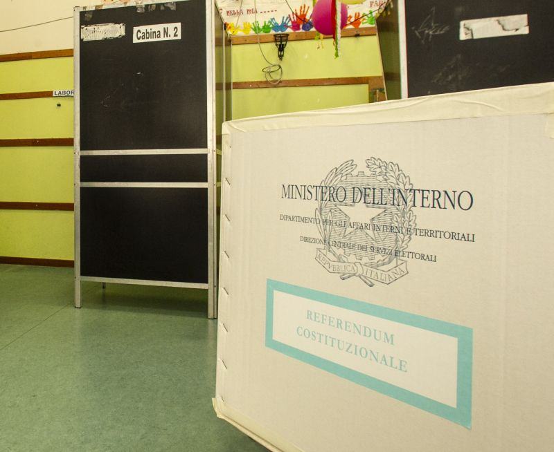 Exit poll, al referendum vince il sì, testa a testa in Puglia e Toscana