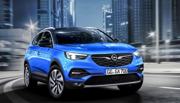 : il nuovo SUV Opel