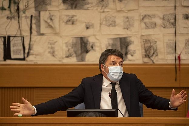 """Renzi """"Il nostro obiettivo non era cacciare Conte"""""""