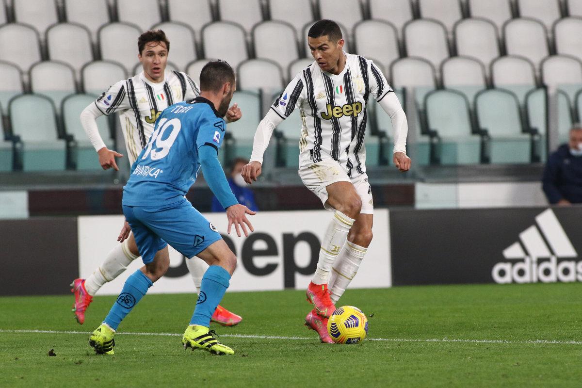Morata, Chiesa e Ronaldo, Juve batte Spezia 3-0 - QdS