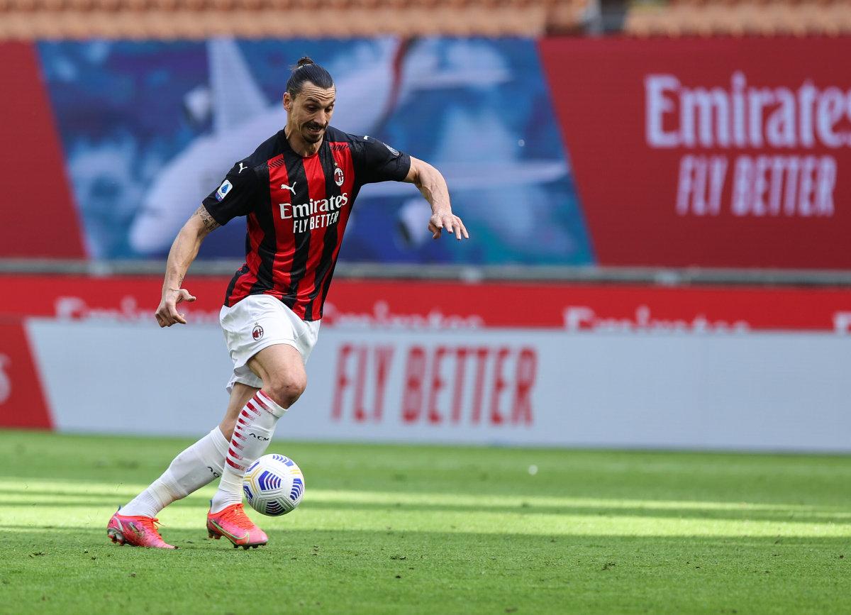 Milan, ufficiale il rinnovo di Zlatan Ibrahimovic
