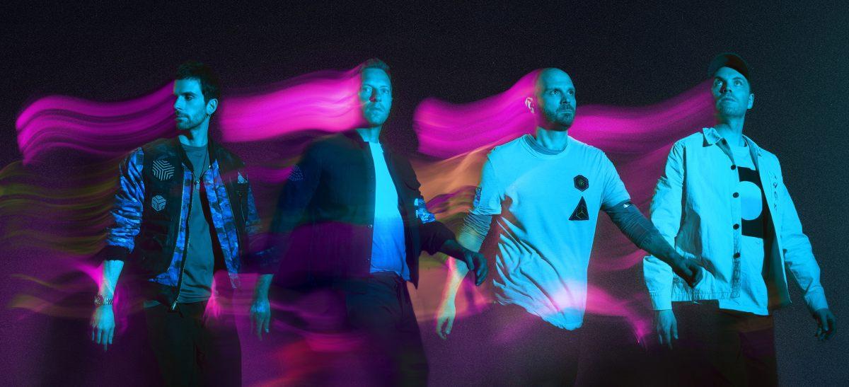"""I Coldplay lanciano il nuovo singolo """"Higher Power"""" dallo spazio"""