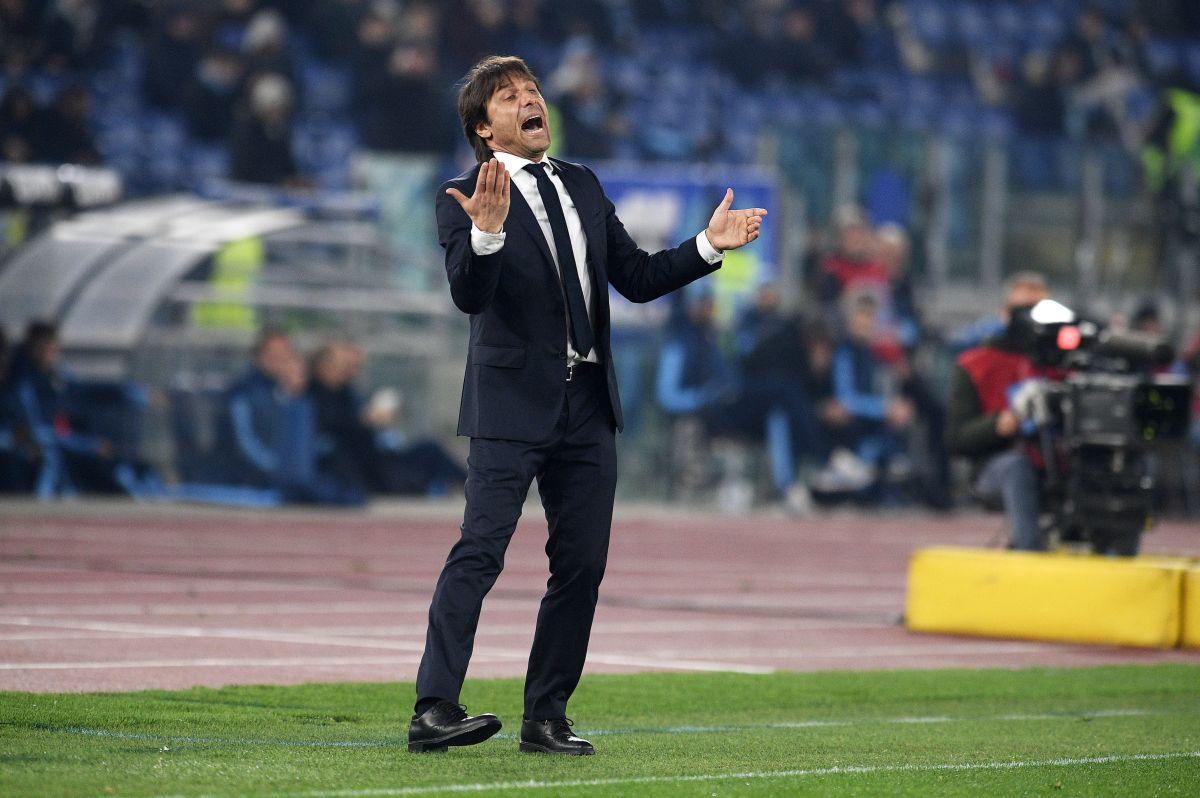 """Conte """"Scudetto da onorare fino all'ultima partita"""""""