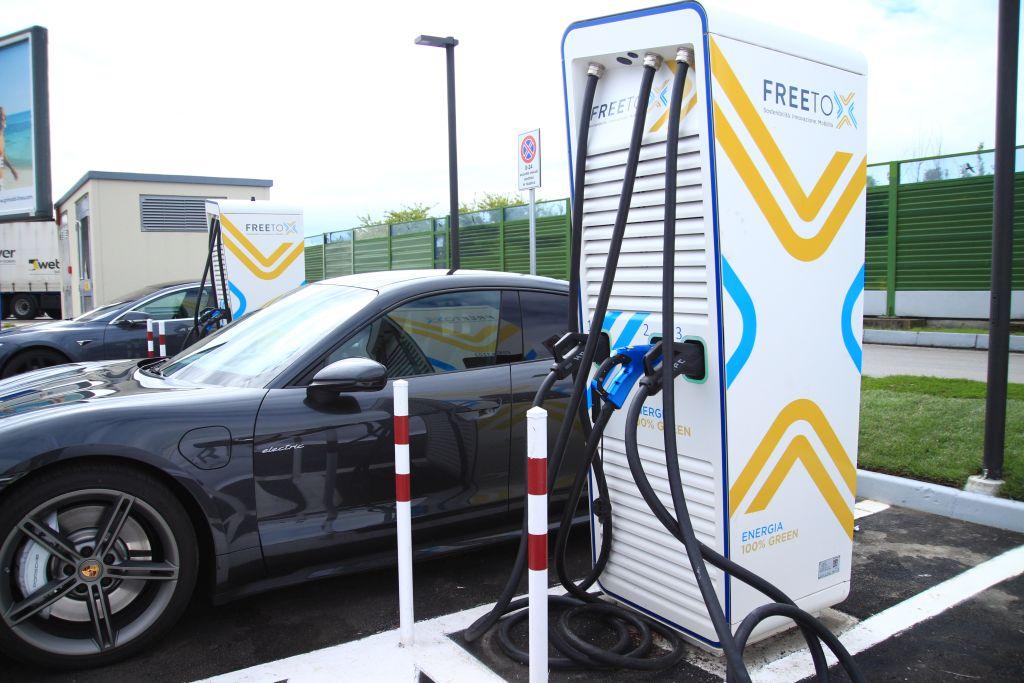 Con Free To X al via la mobilità elettrica sulla rete autostradale
