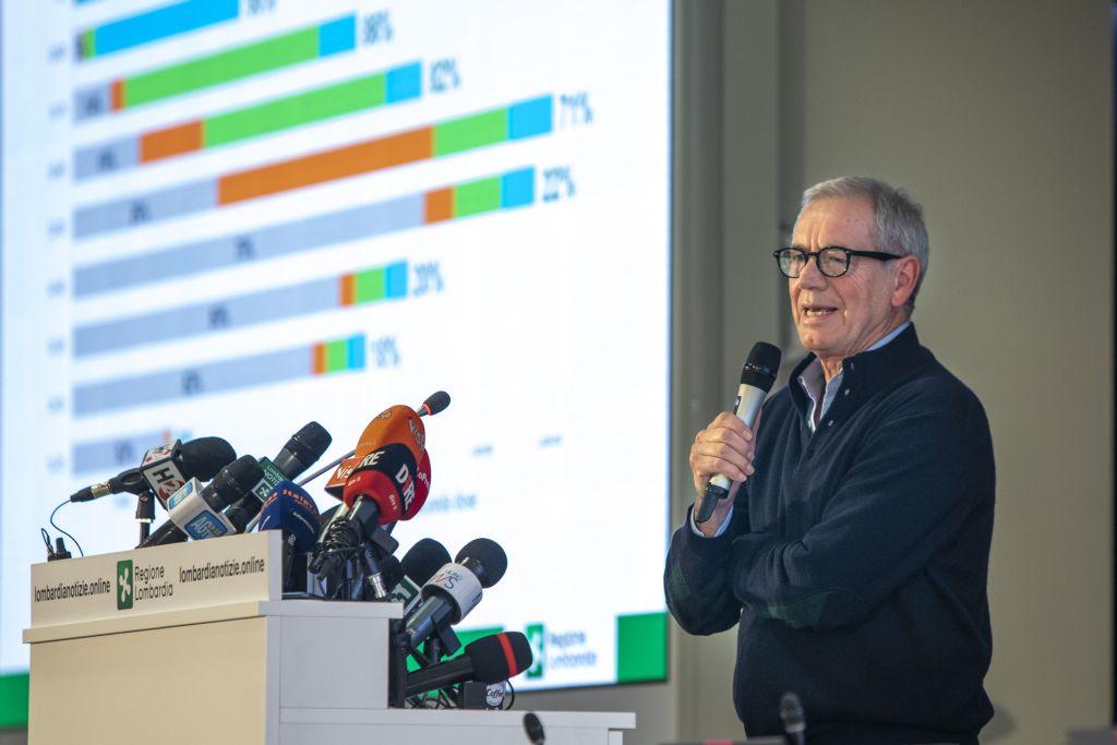 """Vaccino, Bertolaso """"Dal 2 giugno in Lombardia prenotazioni 16-29enni"""""""