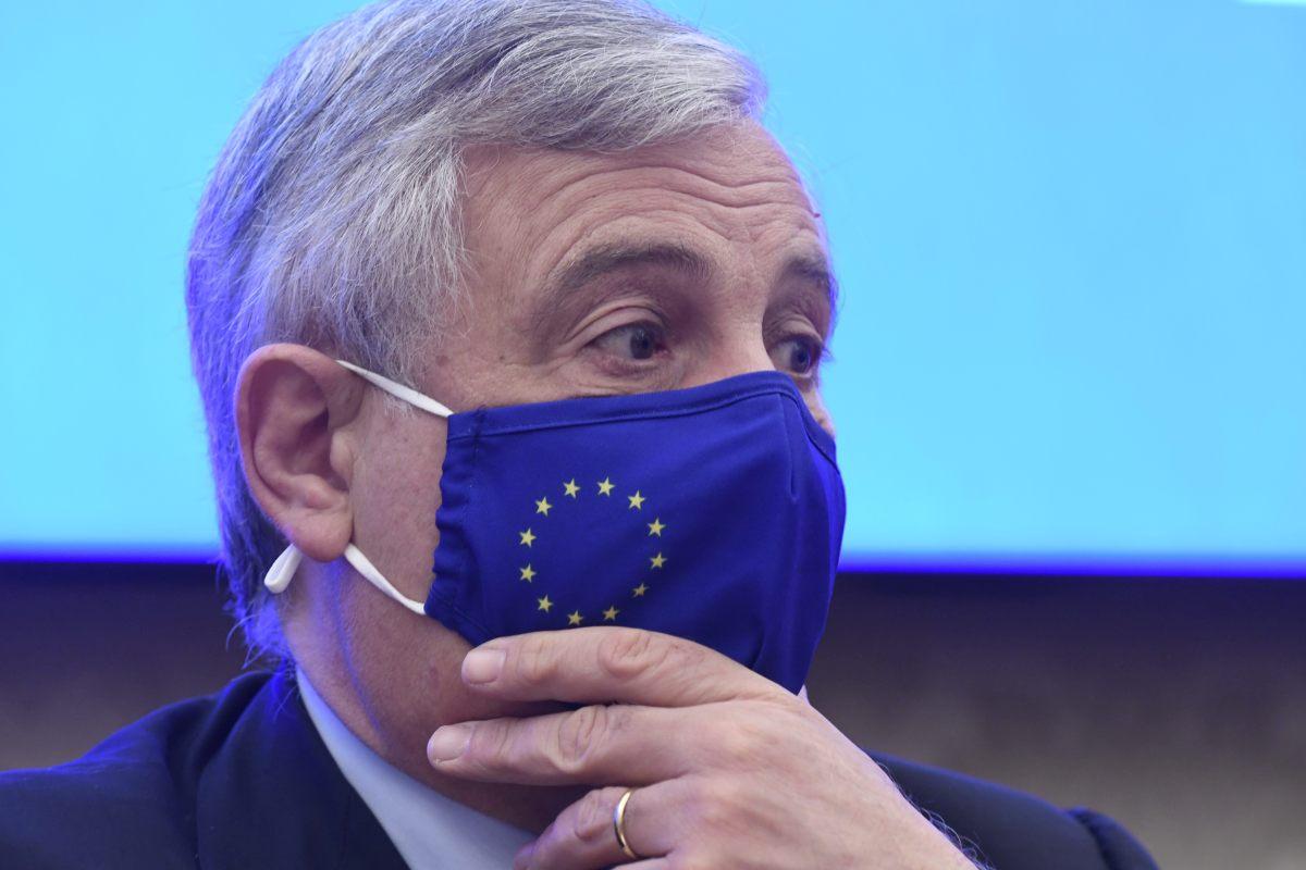 """Tajani """"Berlusconi sarà dimesso presto"""""""