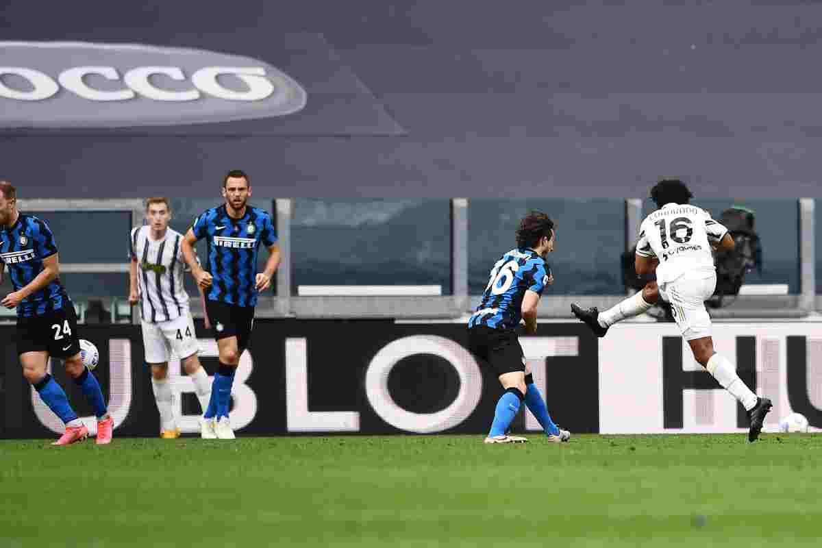 La Juve batte 3-2 l'Inter e resta in corsa per la Champions