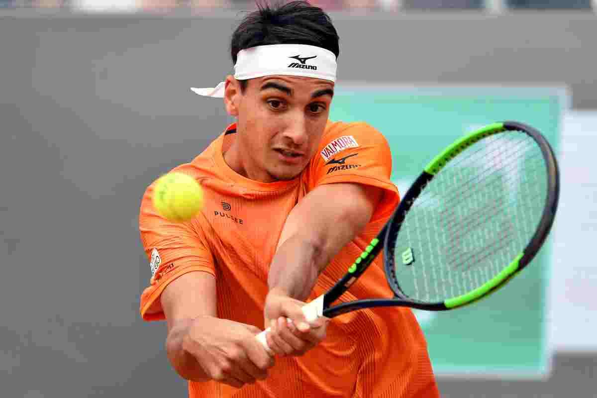 Sonego si ferma in semifinale a Roma contro Djokovic