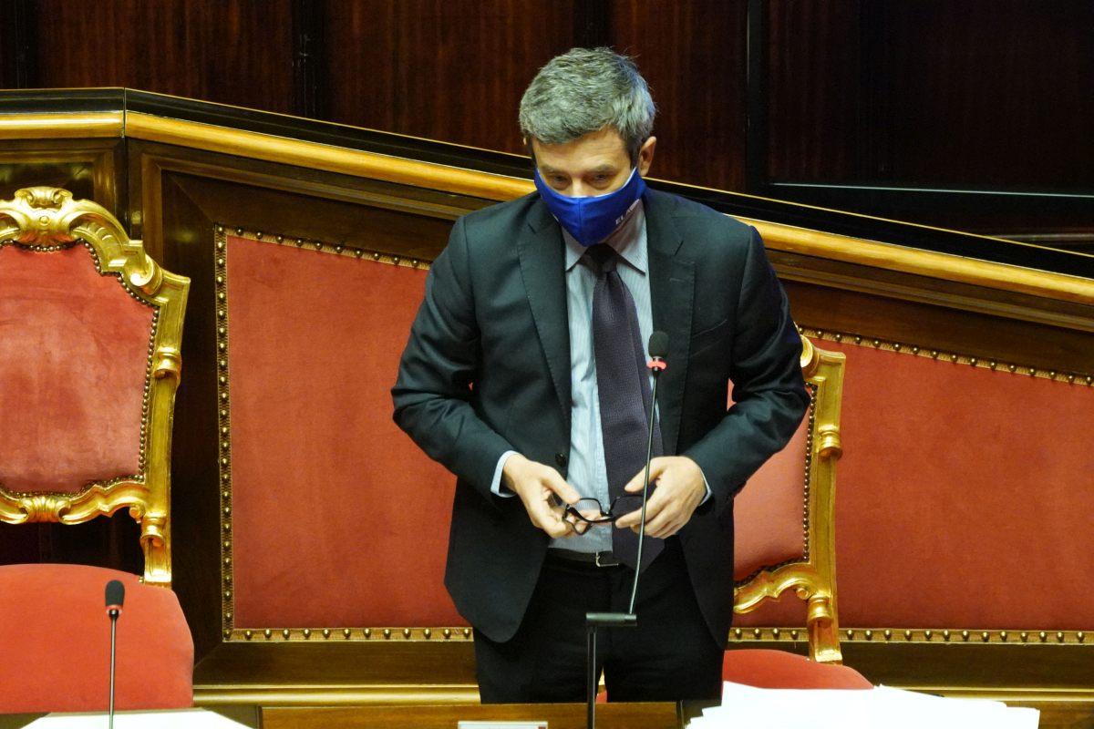 """Orlando """"Salvini non vuole le riforme? Scherza col fuoco"""""""