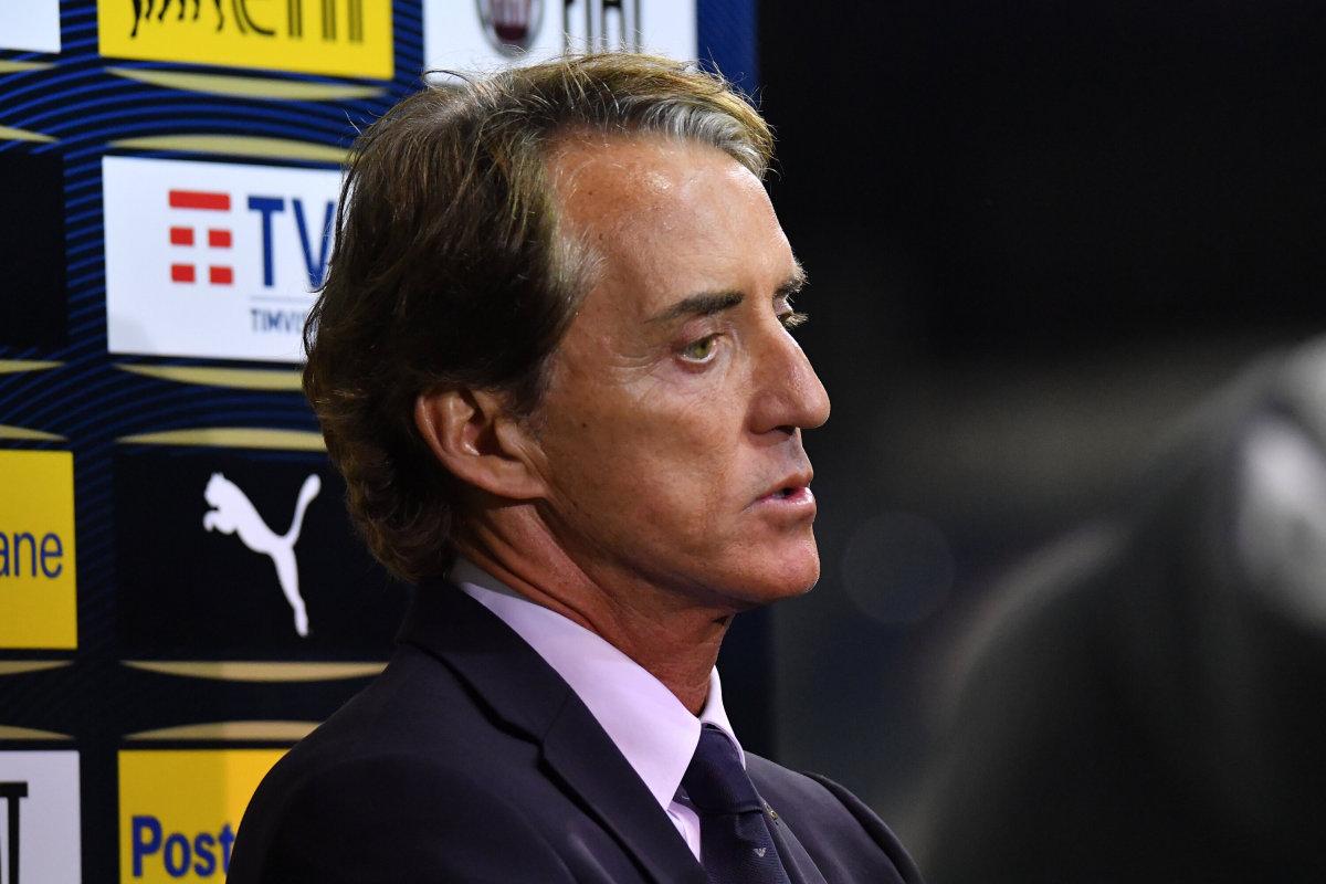 """Mancini """"La Svizzera ci ha sempre creato problemi"""""""