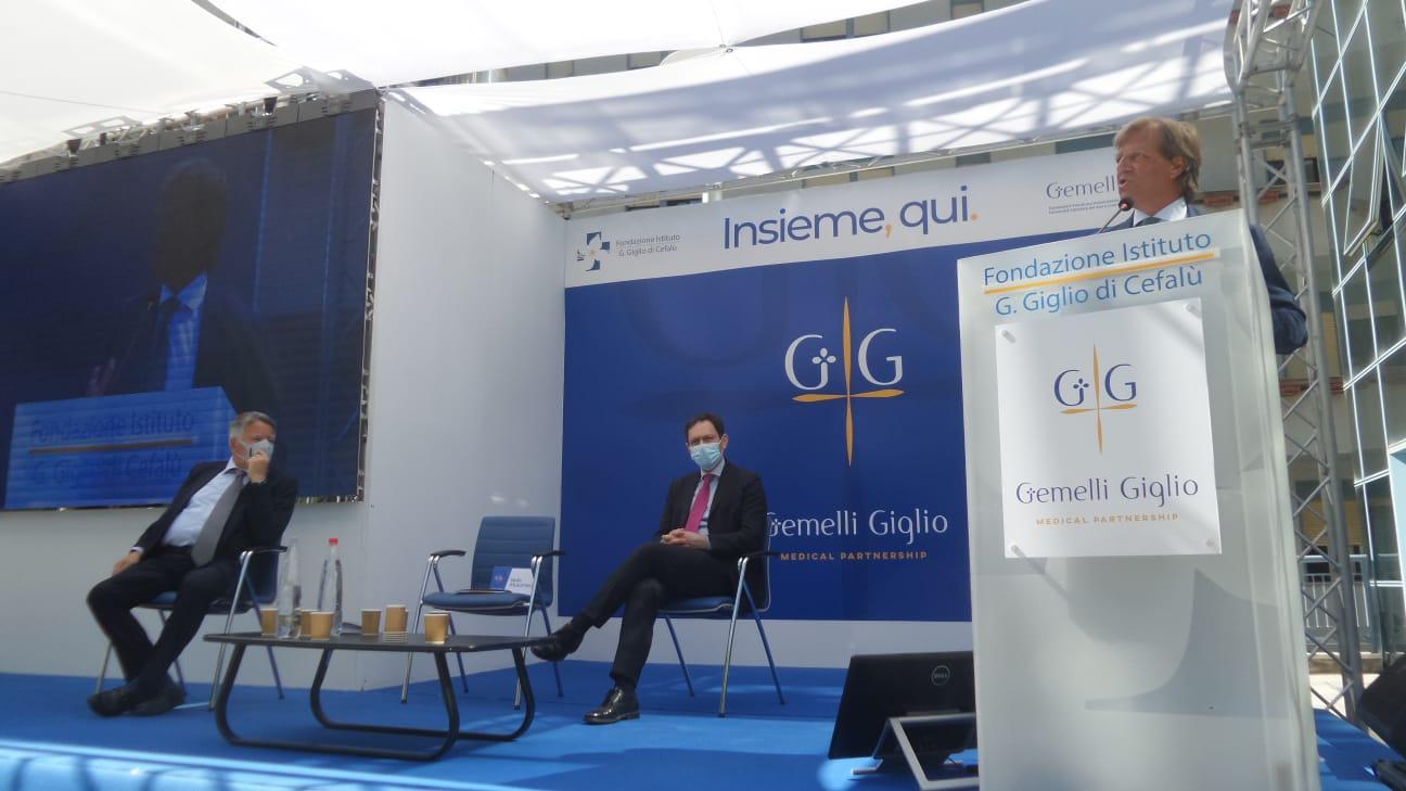 "Cura e ricerca, al via partnership ""Gemelli"" di Roma-""Giglio"" di Cefalù"