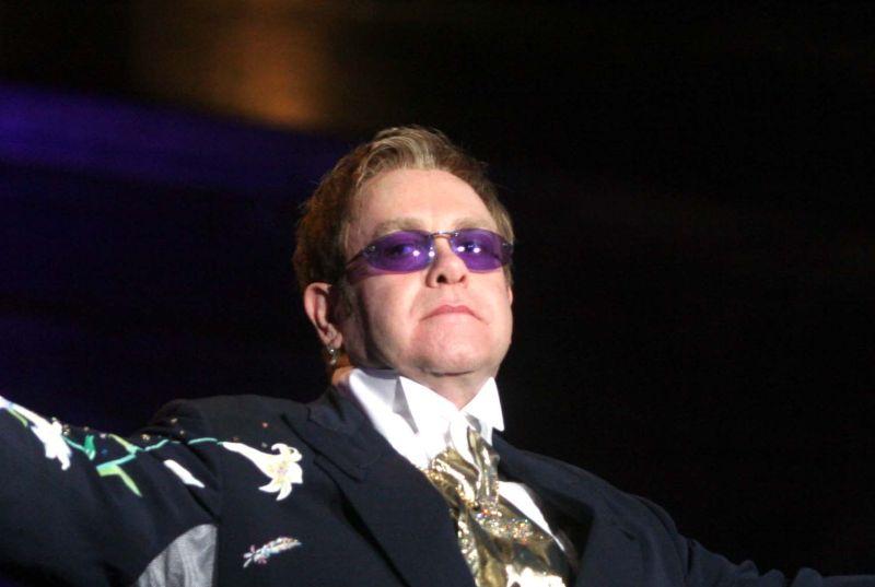 Elton John, a Milano ultima data italiana tour addio