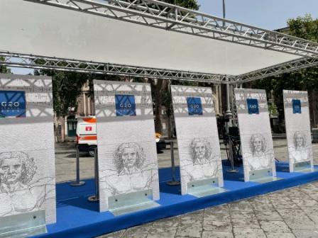 Al G20 di Catania, sistema sicurezza all'avanguardia organizzato da Ksm