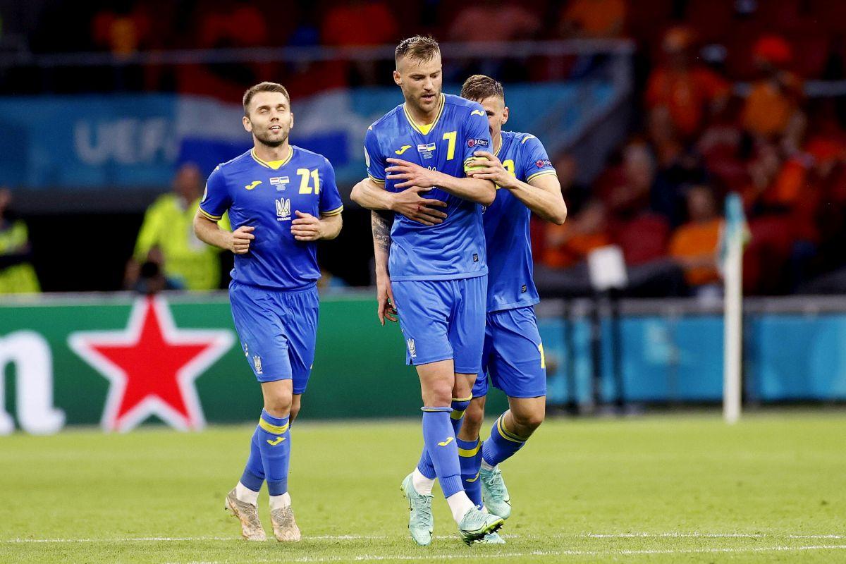 Ucraina ai quarti, Svezia battuta 2-1 ai supplementari Agenzia di stampa  Italpress - Italpress