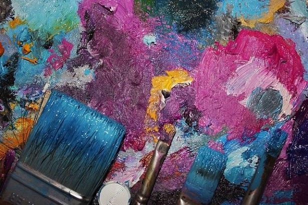 tecniche di pittura delle pareti