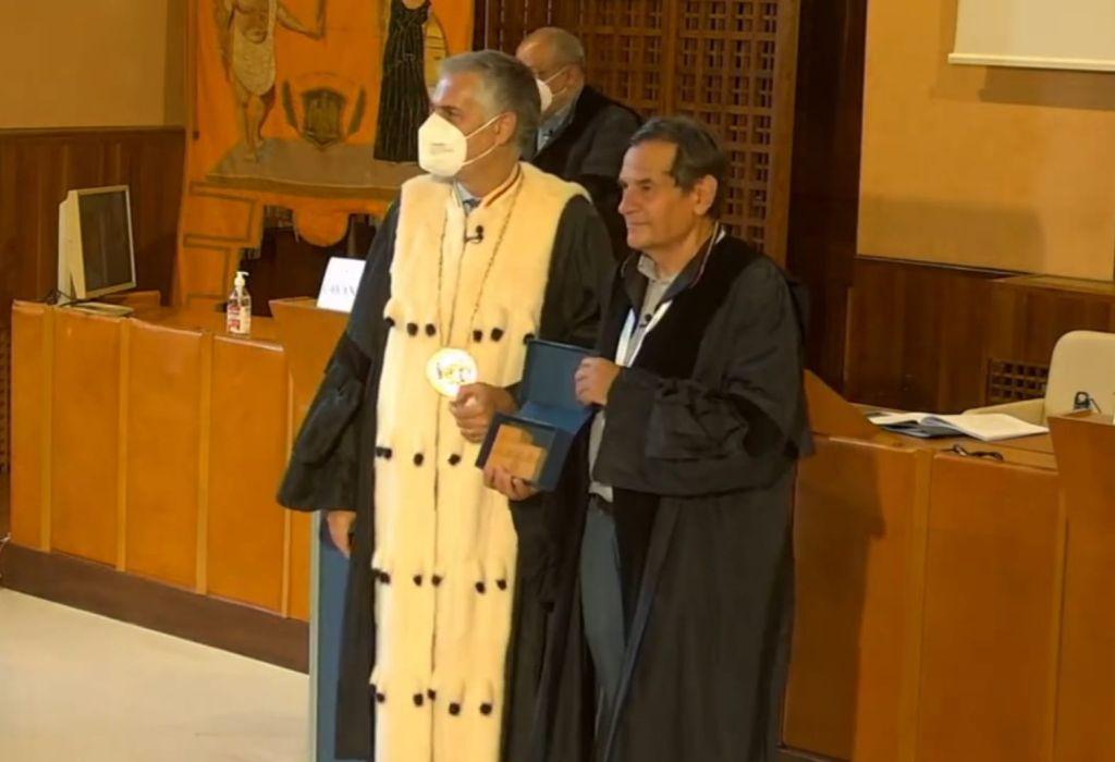Università, a Palermo laurea honoris causa a Franco Lorenzoni