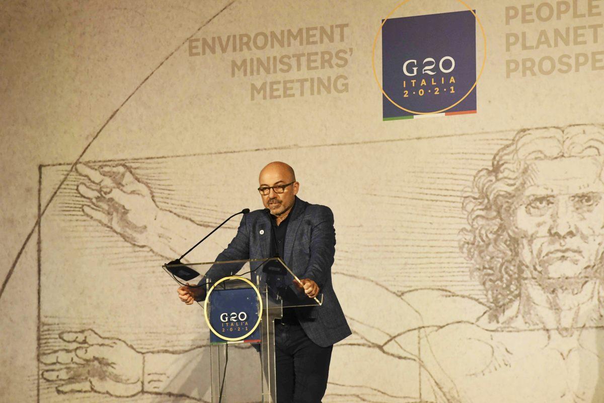 G20 Ambiente, accordo su finanza sostenibile e biodiversità Agenzia di  stampa Italpress - Italpress