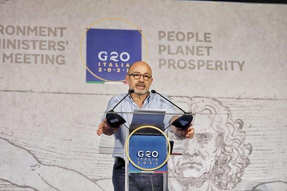 "G20, Cingolani ""Su clima ed energia passi avanti importanti"""