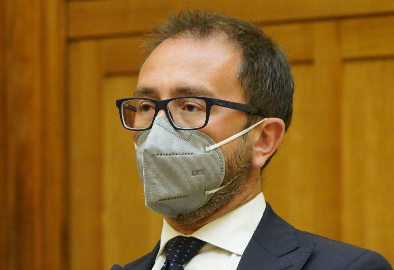 """Giustizia, Bonafede """"Grazie a noi blindati i processi di mafia"""""""