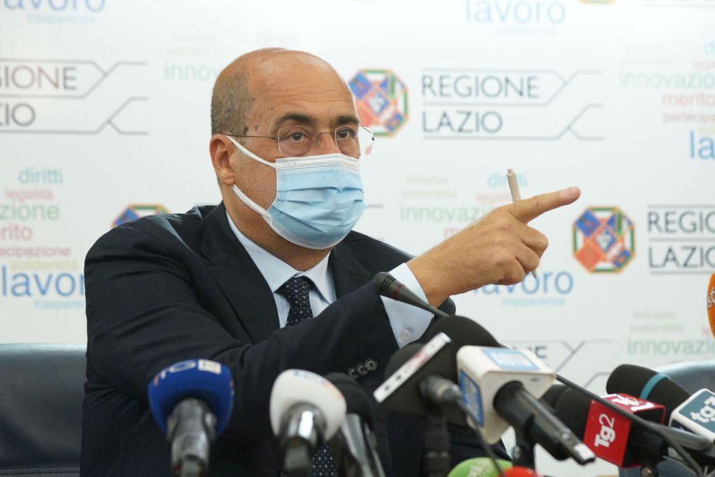 """Zingaretti """"Attacco hacker atto di stampo terroristico"""""""