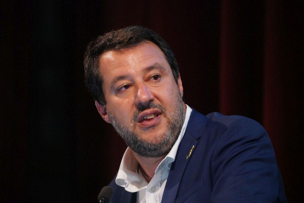 """Salvini """"In Sicilia vogliamo un candidato governatore della Lega"""""""