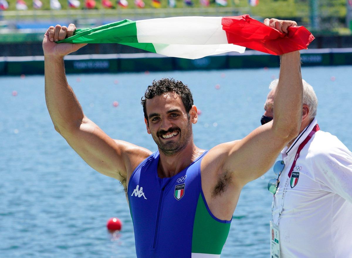 Canoa, Rizza vince l'argento nel K1 200