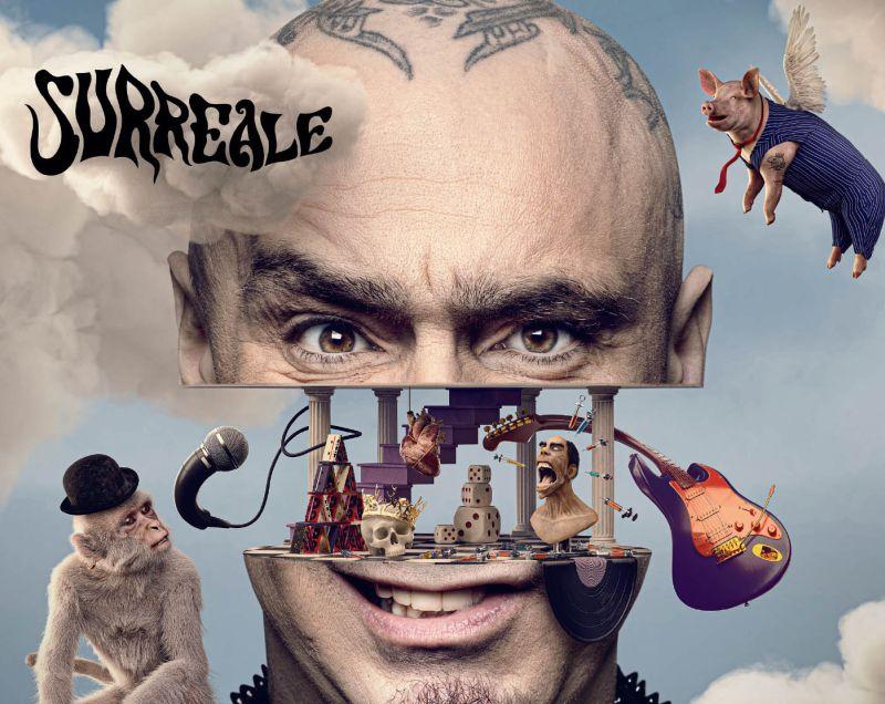 """J-Ax torna con il nuovo album """"Surreale"""""""