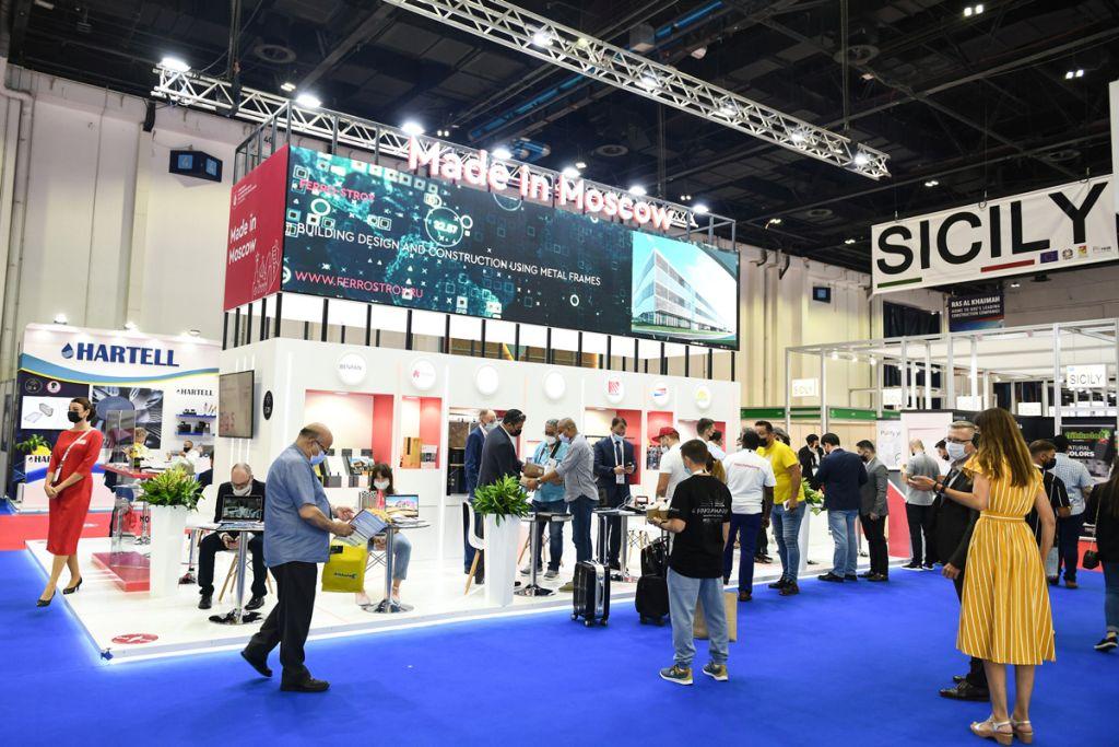 """Edilizia, Venti aziende siciliane alla fiera """"The big 5"""" di Dubai"""