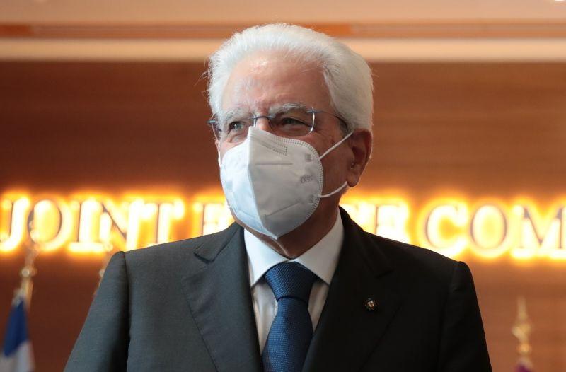"""Nato, 70 anni in Italia, Mattarella """"Pietra angolare per la sicurezza"""""""