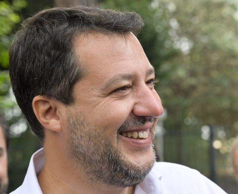 """Centrodestra, Salvini """"Federazione? Non voglio forzare nessuno"""""""