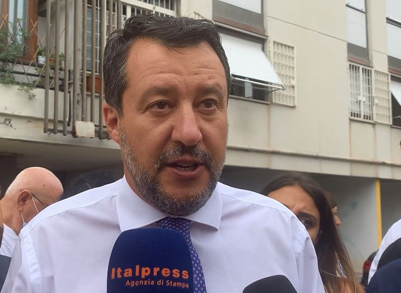 """Salvini """"Autonomia la porteremo a casa con prossimo Governo"""""""