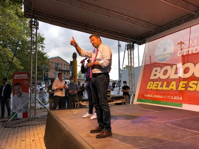 """Green Pass, Salvini """"Stiamo lottando per tamponi gratuiti"""""""