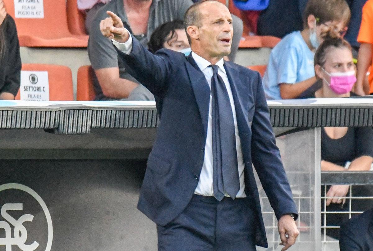 """Allegri """"Milanesi e Napoli favorite, noi in ritardo"""""""