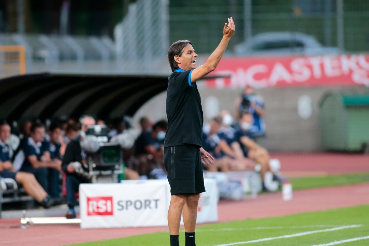 """Simone Inzaghi """"Contro Shakhtar importante, non decisiva"""""""