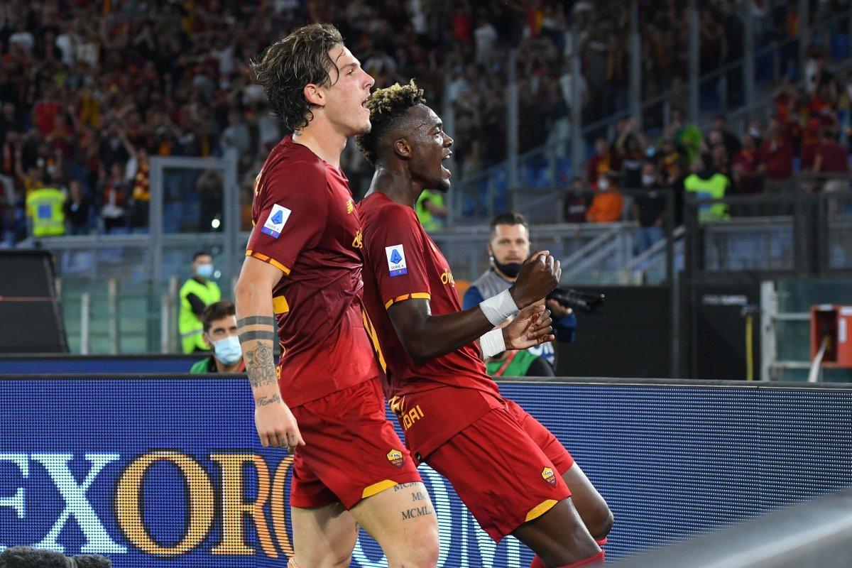 Roma-Udinese 1-0, decide il gol di Abraham