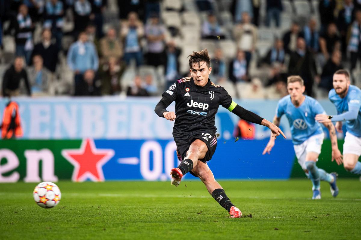 Tris bianconero in Svezia, Malmoe-Juventus 0-3