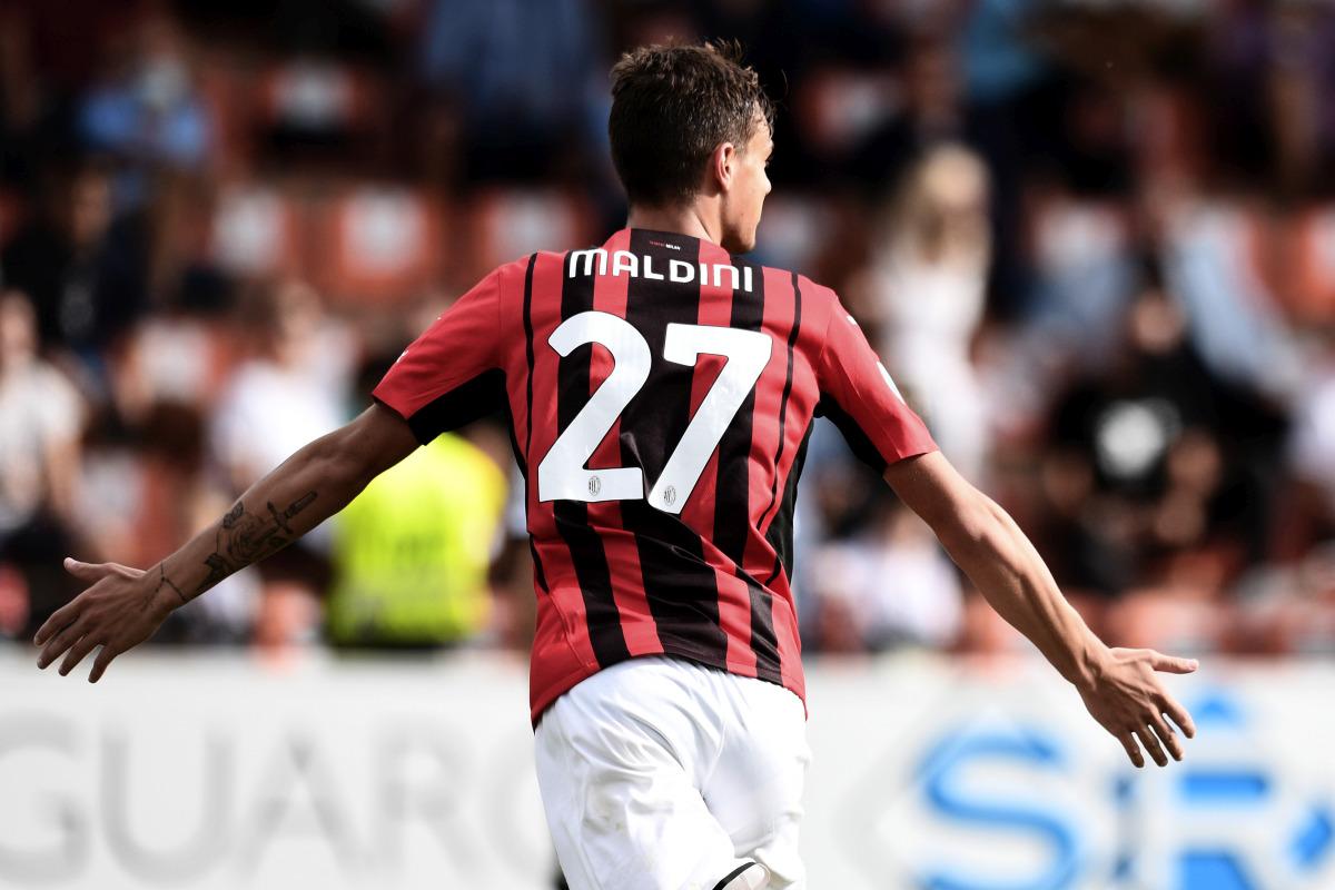 Maldini e Brahim Diaz, il Milan vince 2-1 a La Spezia