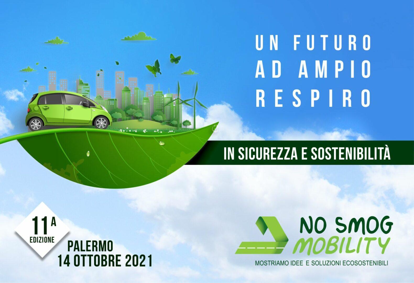 A Palermo al via l'undicesima edizione di No Smog Mobility