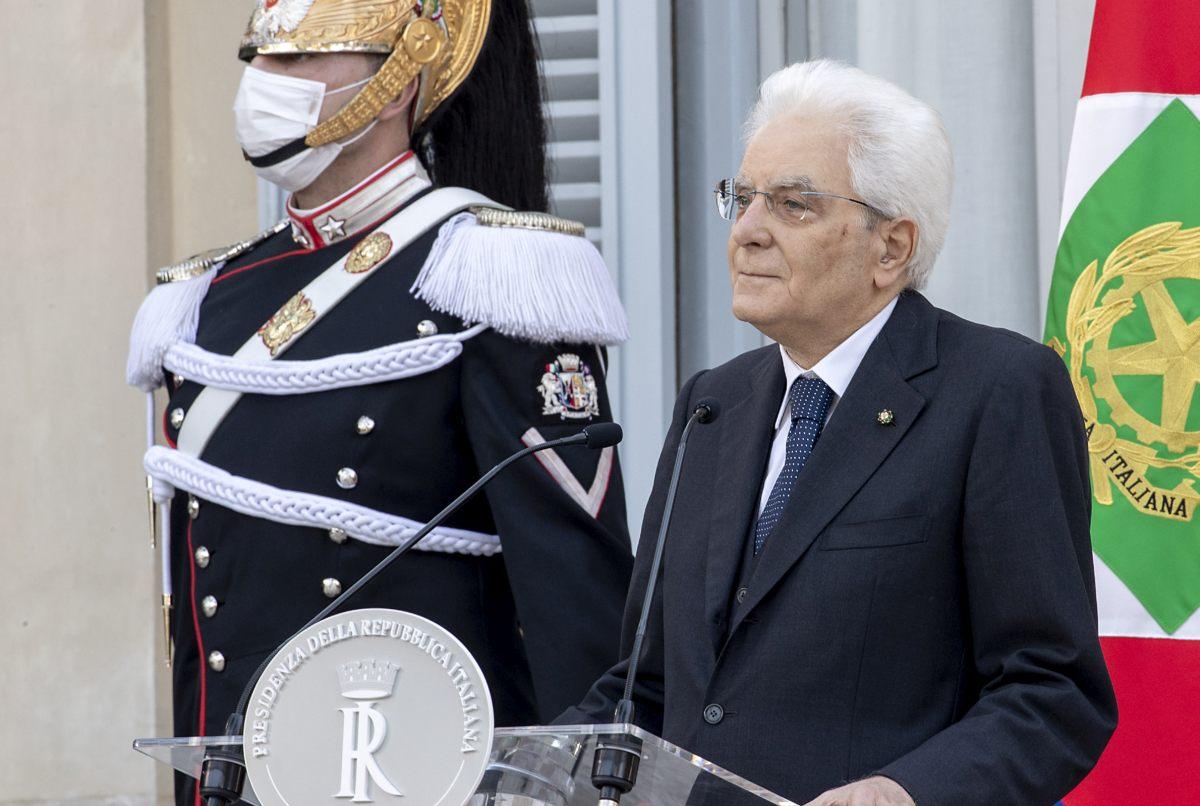 """Mattarella """"Alla magistratura servono riforme e rigenerazione etica"""""""
