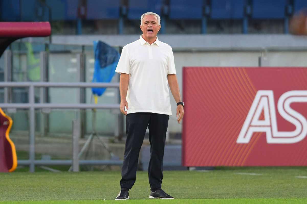 """Mourinho """"Non è una sfida fra me e Allegri. Orsato? Ha esperienza"""""""