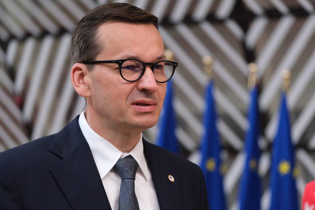 """Polonia, Morawiecki """"Non accettiamo ricatti dall'Ue"""""""