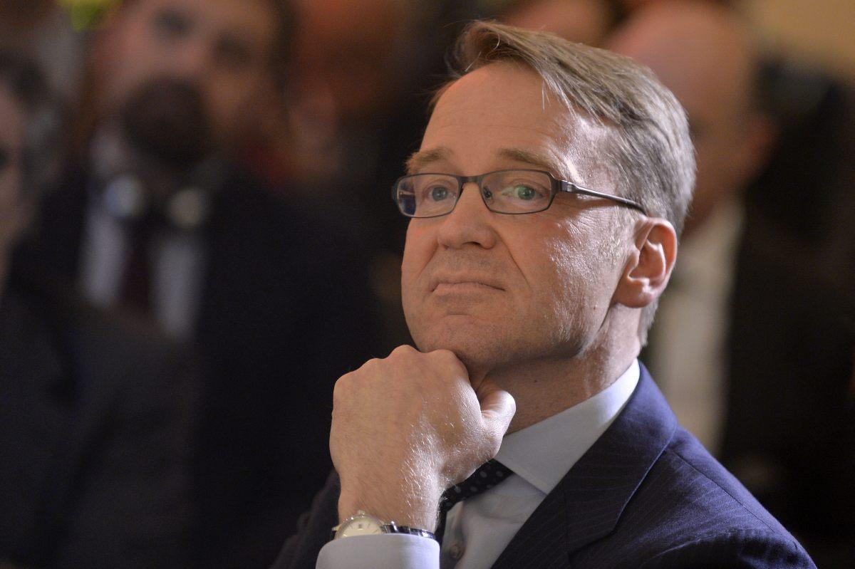 Dopo dieci anni Weidmann lascia la guida della Bundesbank