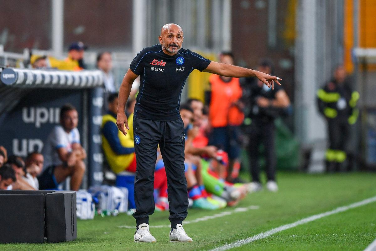 """Spalletti """"Con il Legia decisiva, dobbiamo vincere"""""""