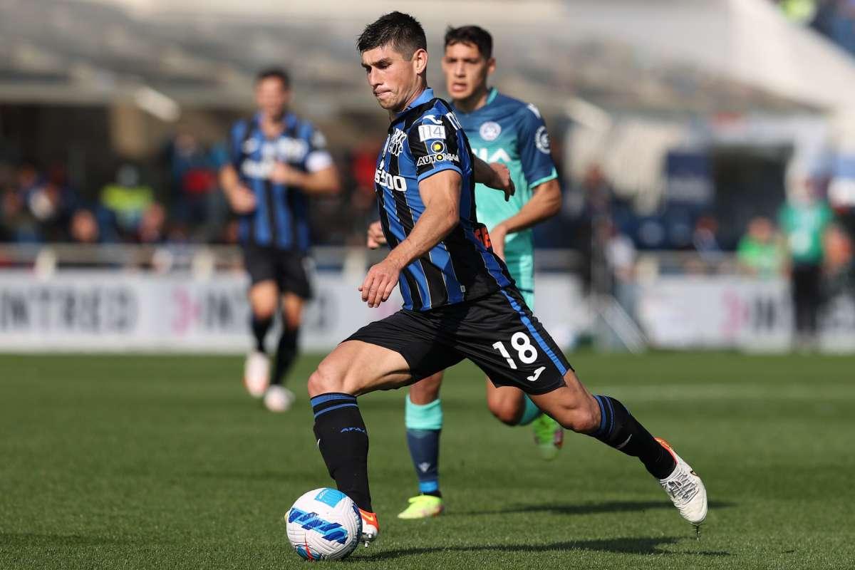 Pareggio per 1-1 tra Atalanta e Udinese